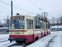 Санкт-Петербург. ЛВС-86К №7088