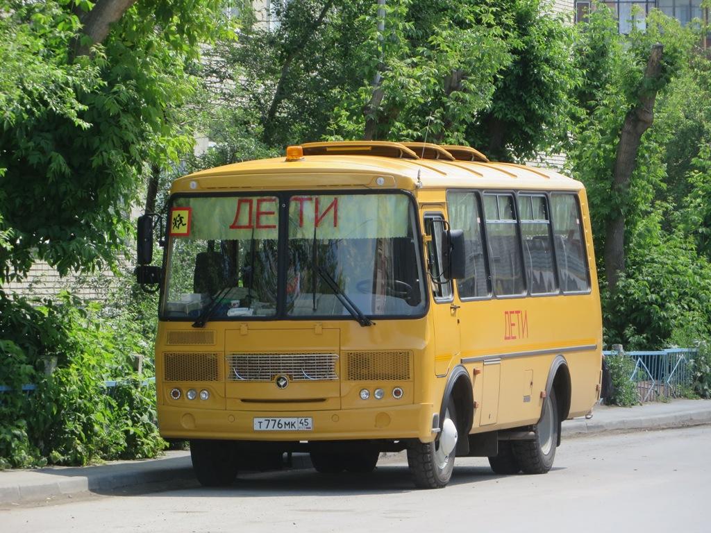 Курган. ПАЗ-32053-70 т776мк
