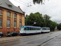 Рига. Tatra T3A №30874, Tatra T3A №30885