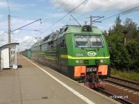 Луга. 2ЭС4К Дончак-044