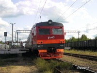 Луга. ЭР2Т-7197