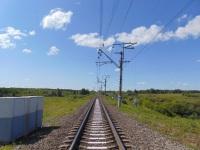 Челябинск. Станция Тахталым