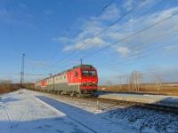 Челябинск. 2ЭС6 Синара-817