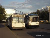Санкт-Петербург. ВЗТМ-5284 №5419, ВМЗ-5298-20 №5401