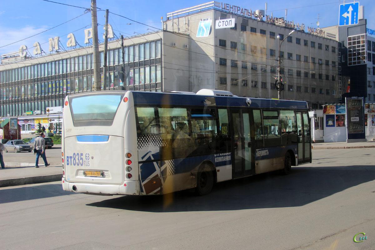 Самара. Scania OmniLink CK95UB вт835