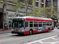 Сан-Франциско. New Flyer XDE40 1437132