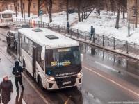 Санкт-Петербург. ПАЗ-320435-04 Vector Next а919ух