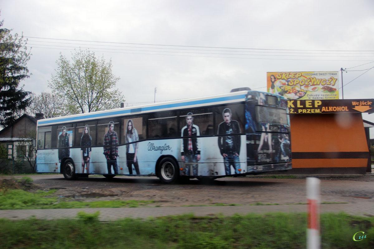 Седльце. Carrus City (Volvo B10L) SDY 2413