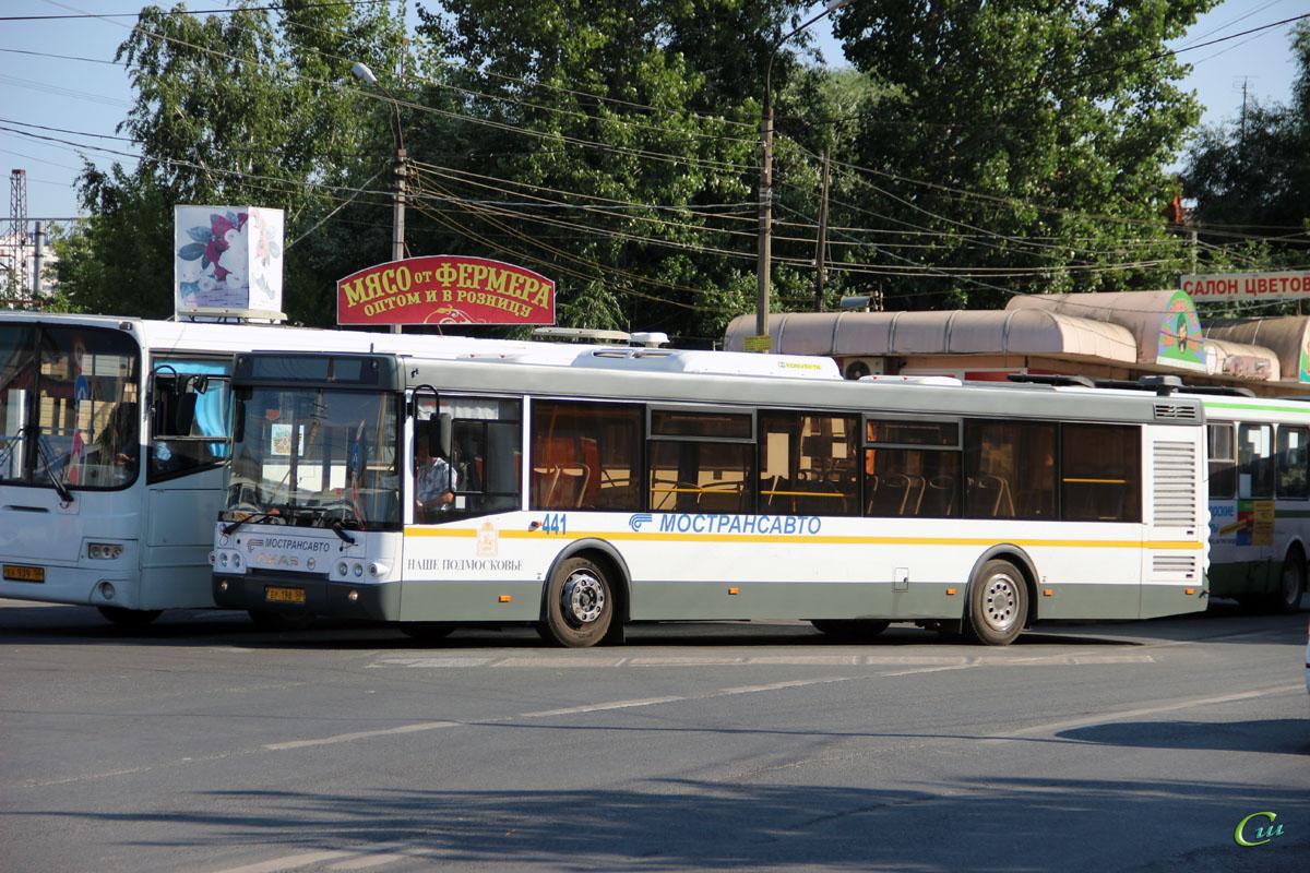Серпухов. ЛиАЗ-5292.60 ер198