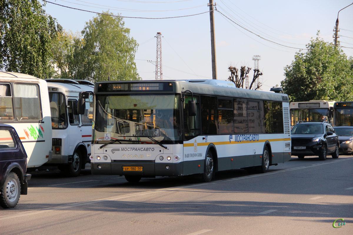 Серпухов. ЛиАЗ-5292.60 ер180