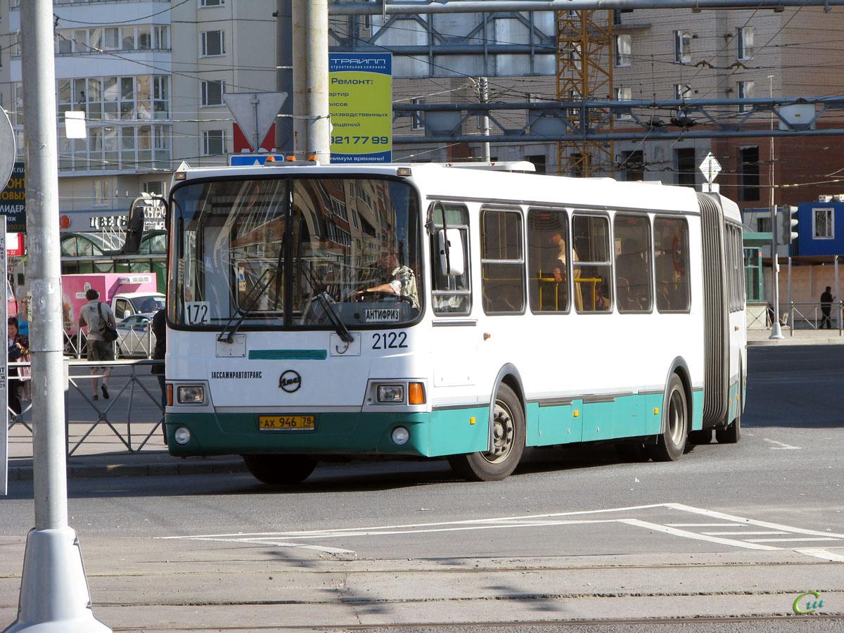 Санкт-Петербург. ЛиАЗ-6212.00 ах946