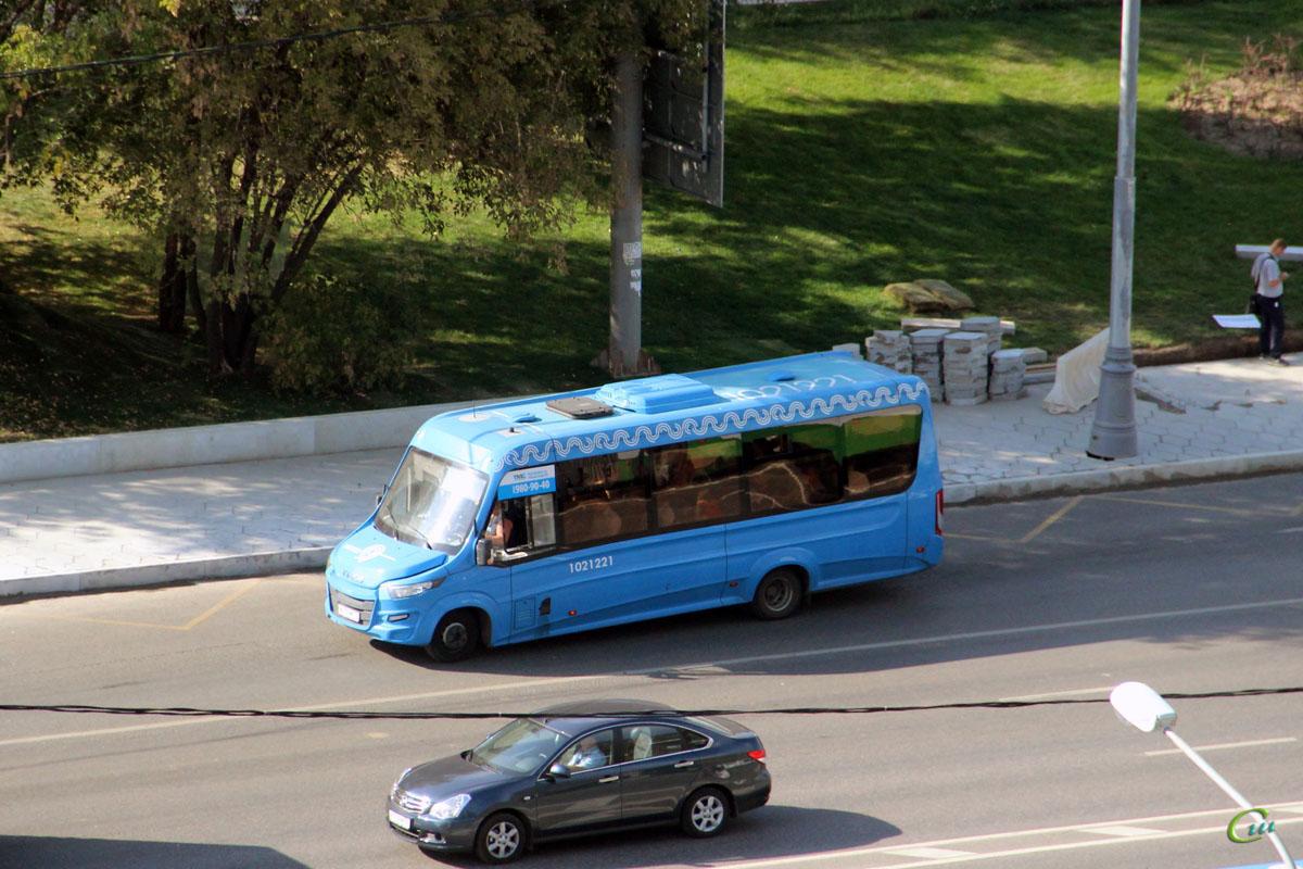 Москва. Нижегородец-VSN700 (Iveco Daily) о677тм