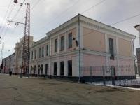 Карталы. Вокзал станции Карталы-I