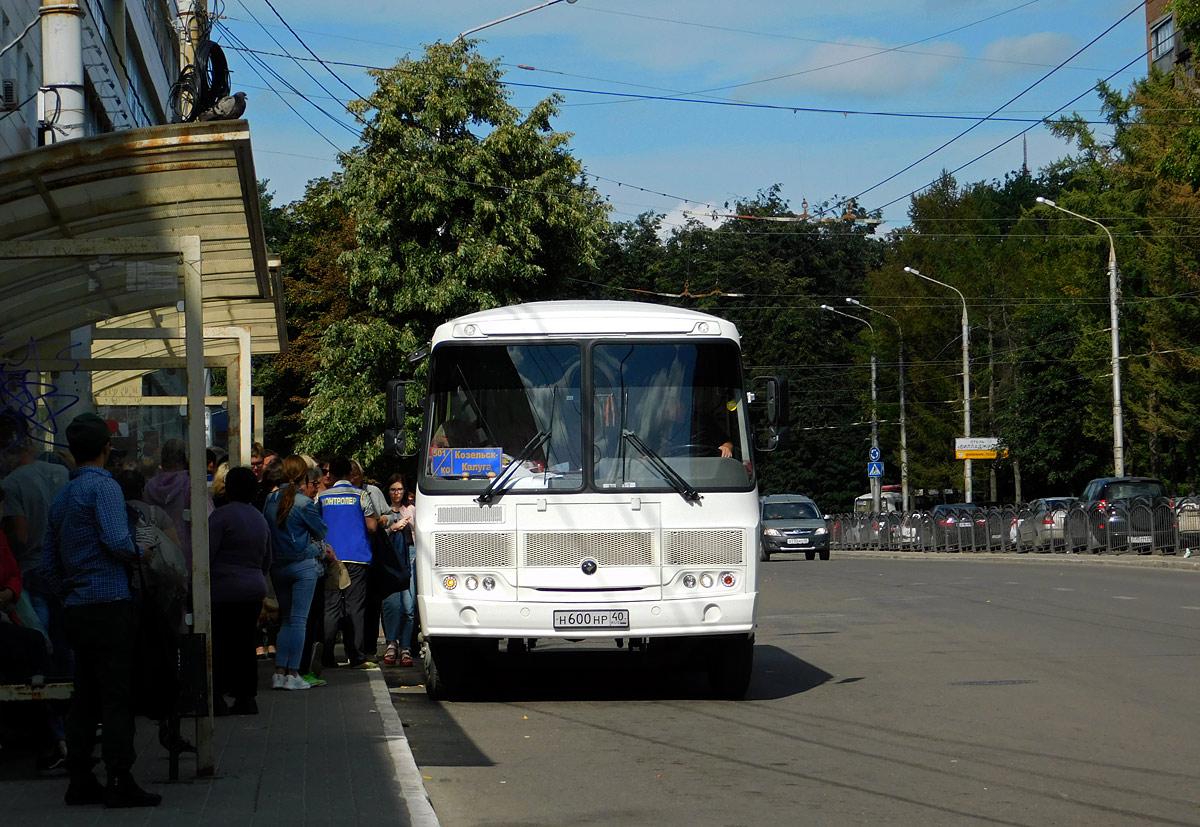 Калуга. ПАЗ-32053 н600нр