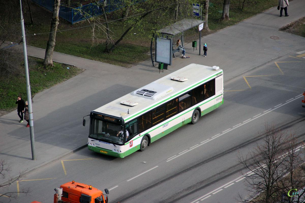 Москва. ЛиАЗ-5292.22 ер791