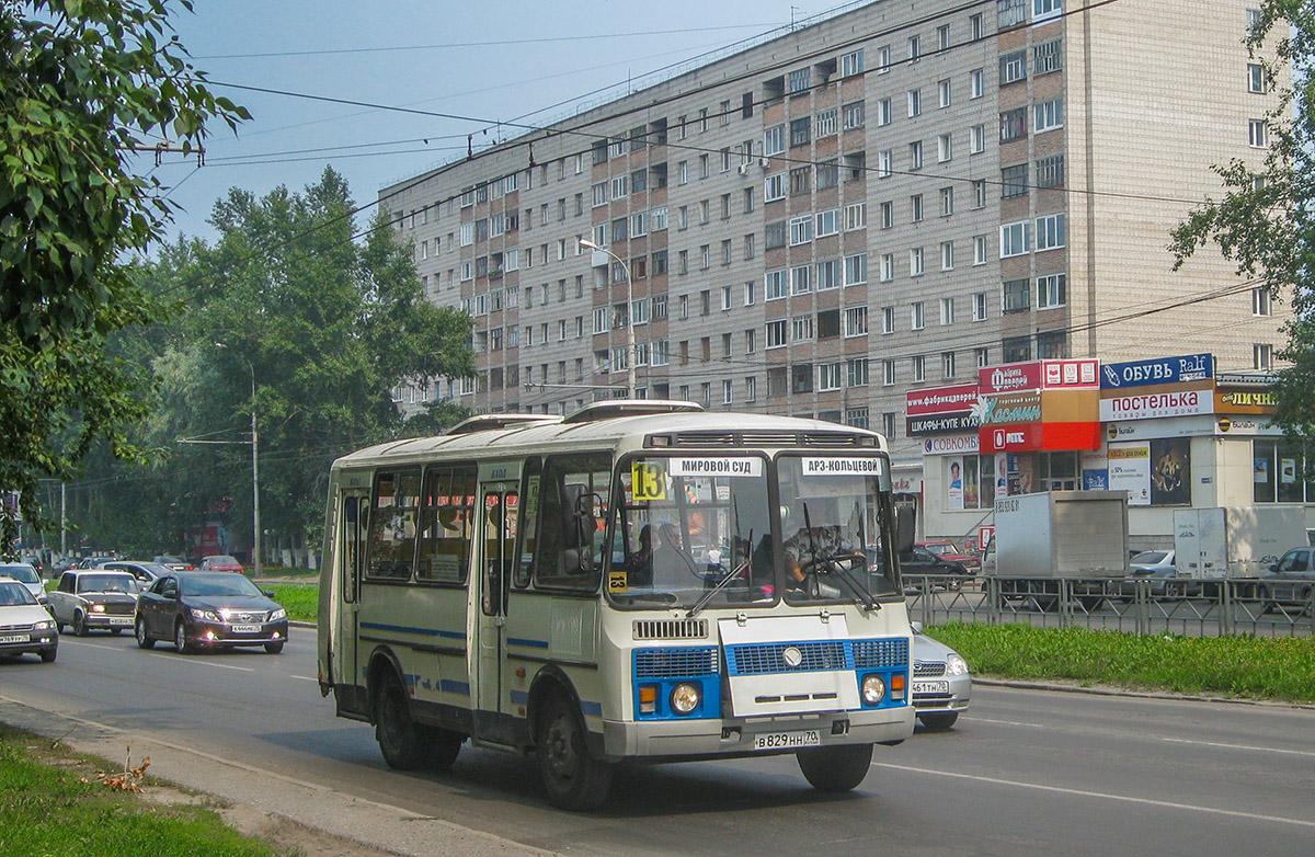 Томск. ПАЗ-32054 в829нн