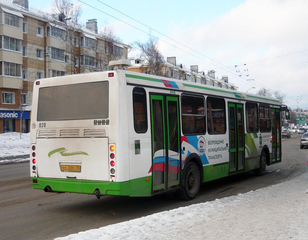 Томск. ЛиАЗ-5256.26 сс220