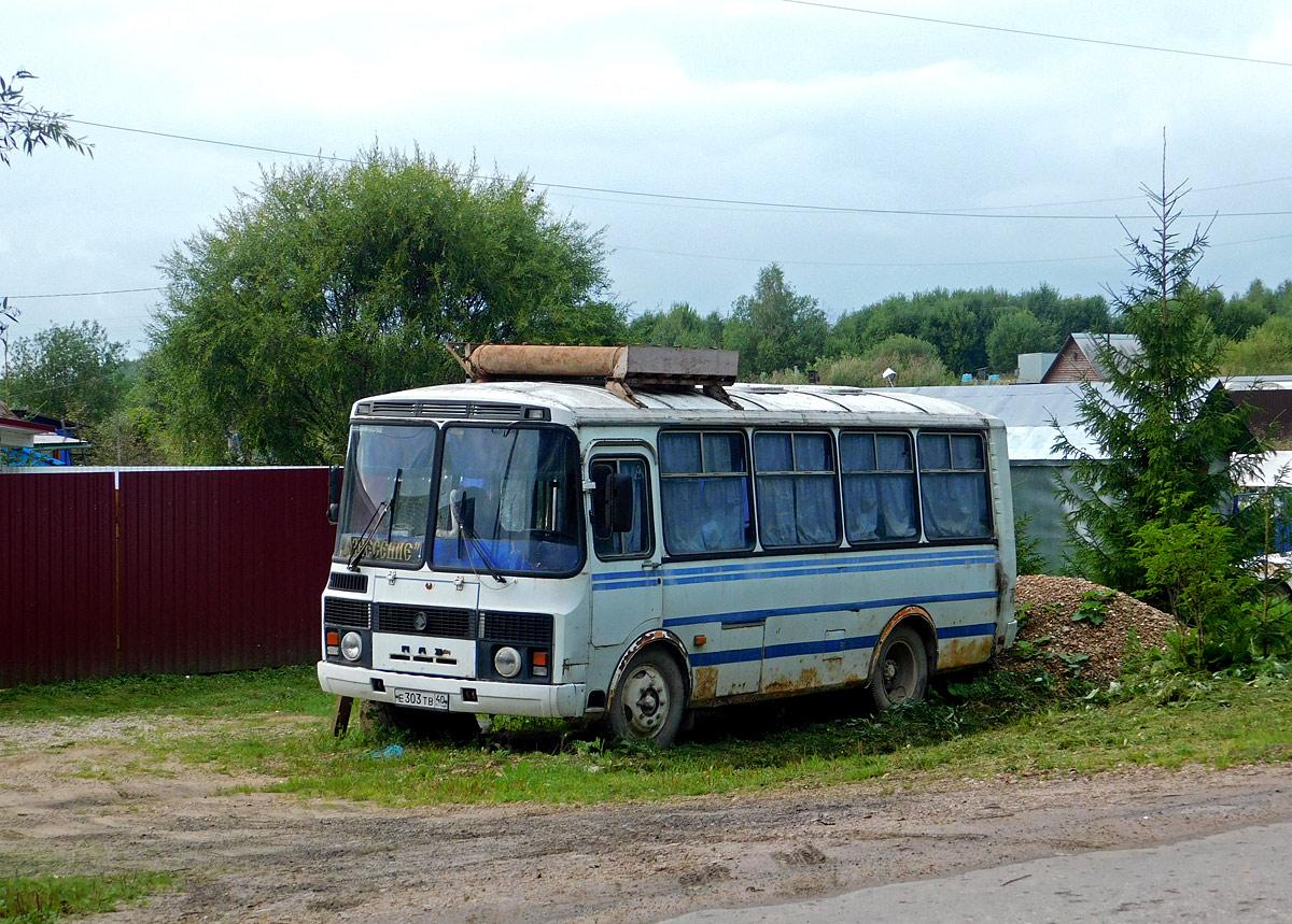 Калуга. ПАЗ-32053 е303тв