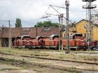 Варна. LDH 125 (55) 108.5, LDH 125 (55) 109.3