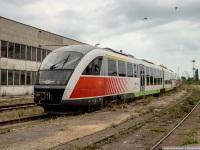 Варна. Siemens Desiro Classic № 10 044.9