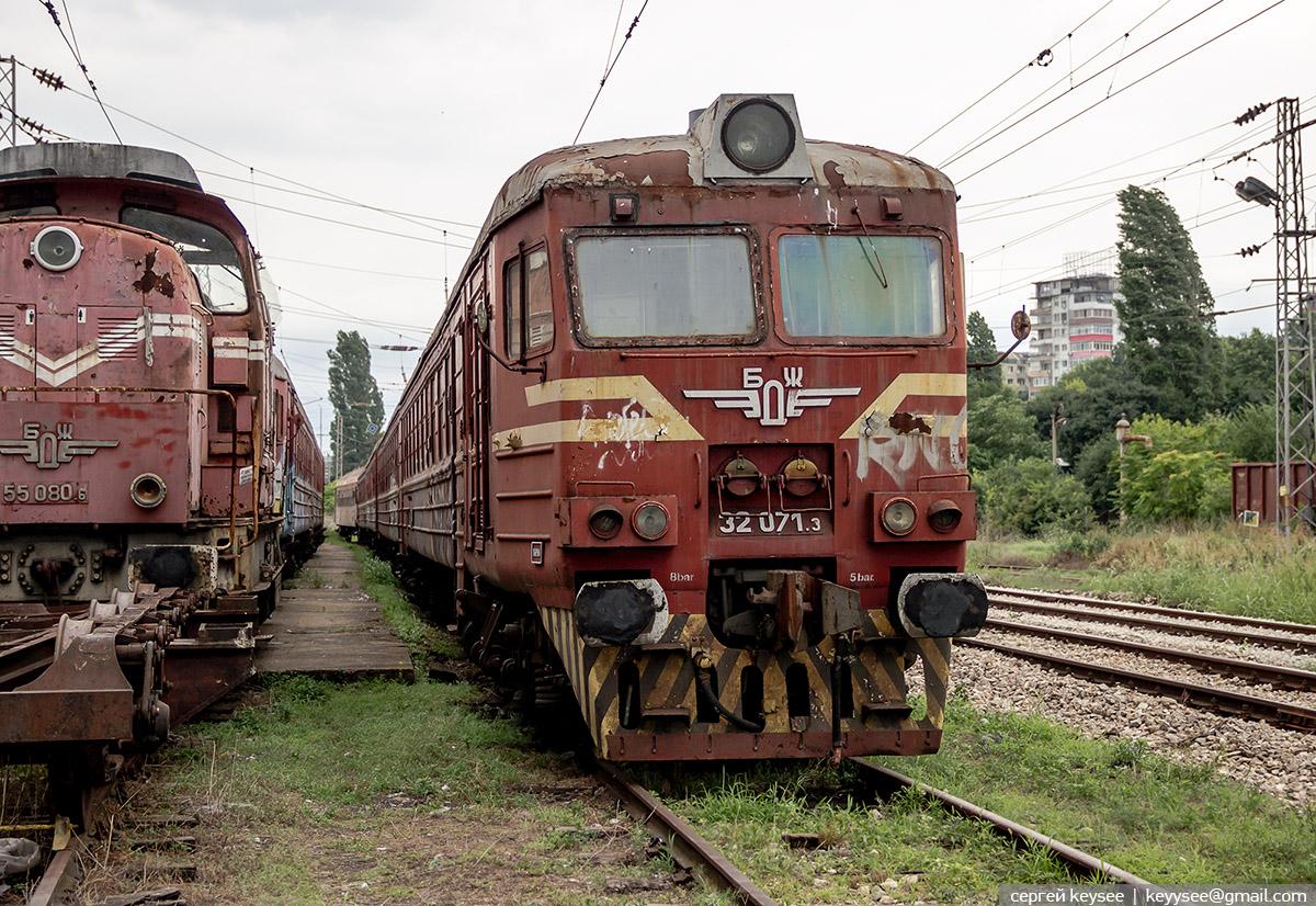 Варна. Эр25 (ЕМВ 32)-071.3