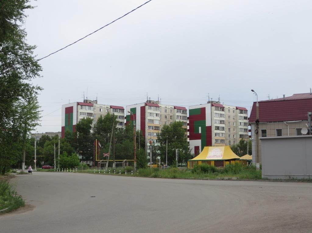 Курган. Недействующая К/ст Завод Кургансельмаш