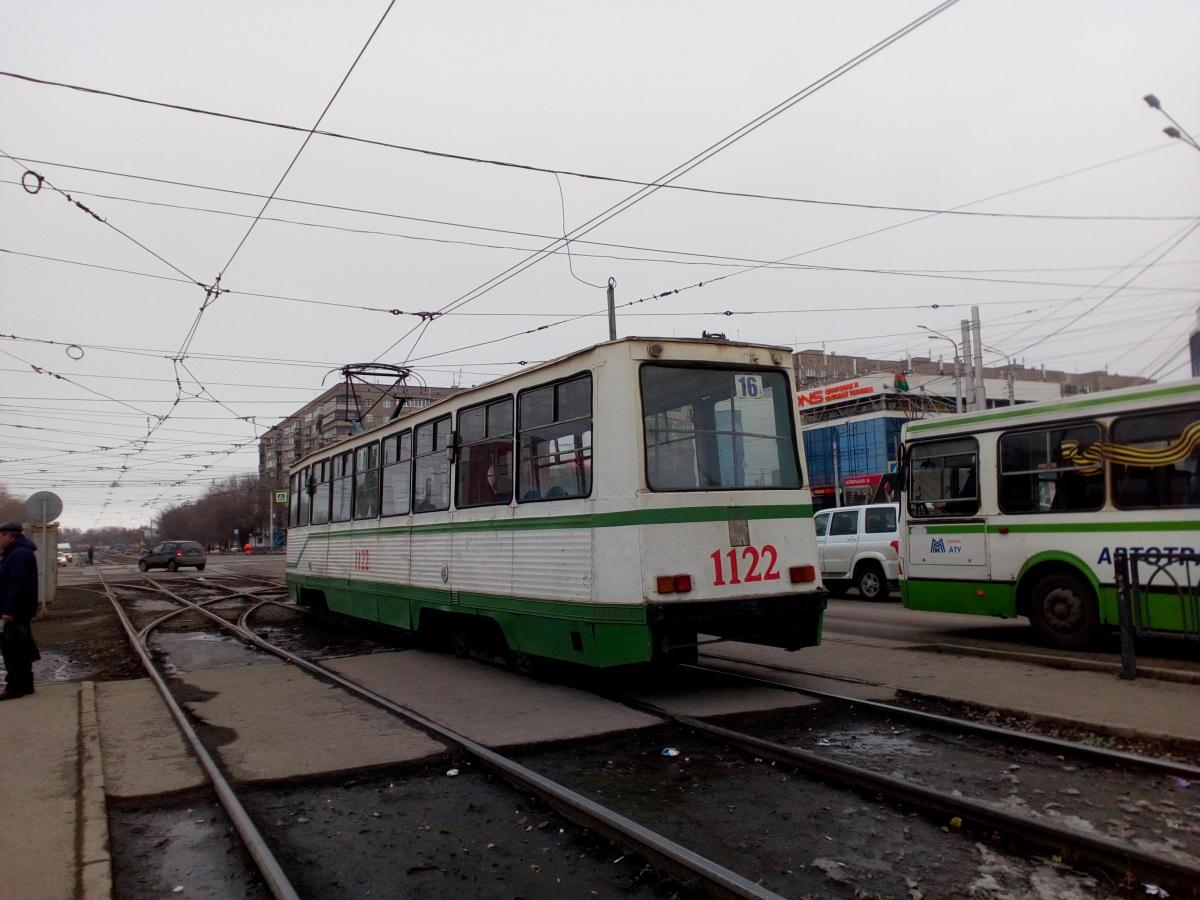 Магнитогорск. 71-605 (КТМ-5) №1122
