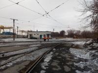Магнитогорск. Конечная станция Товарная