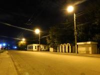 Калуга. Территория диспетчерской маршрута № 3