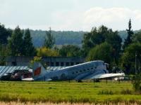 Воротынск. Самолёт Douglas DC3C-S4C4G N 12BA 1943 года постройки