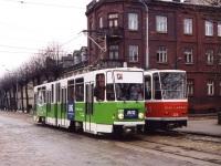 Лиепая. Tatra KT4D №242, Tatra KT4SU №224