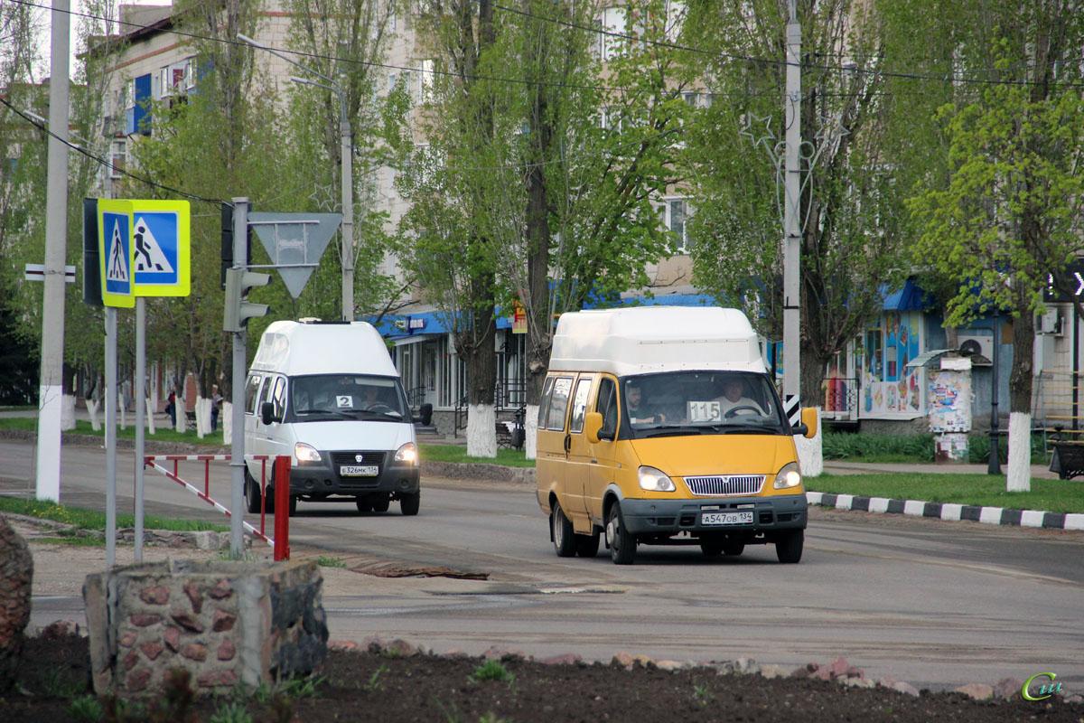 Урюпинск. ГАЗель (все модификации) а547ов, Луидор-2250 е326мк
