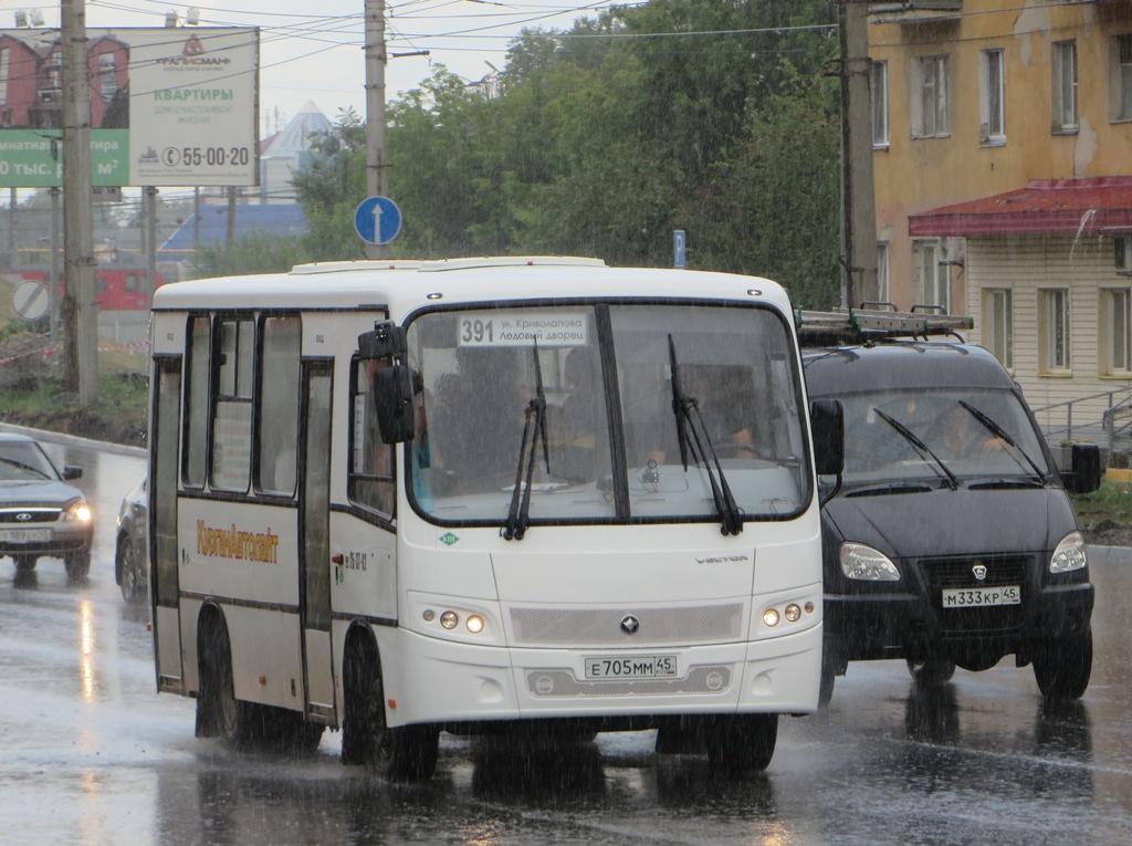 Курган. ПАЗ-320302-12 Вектор е705мм