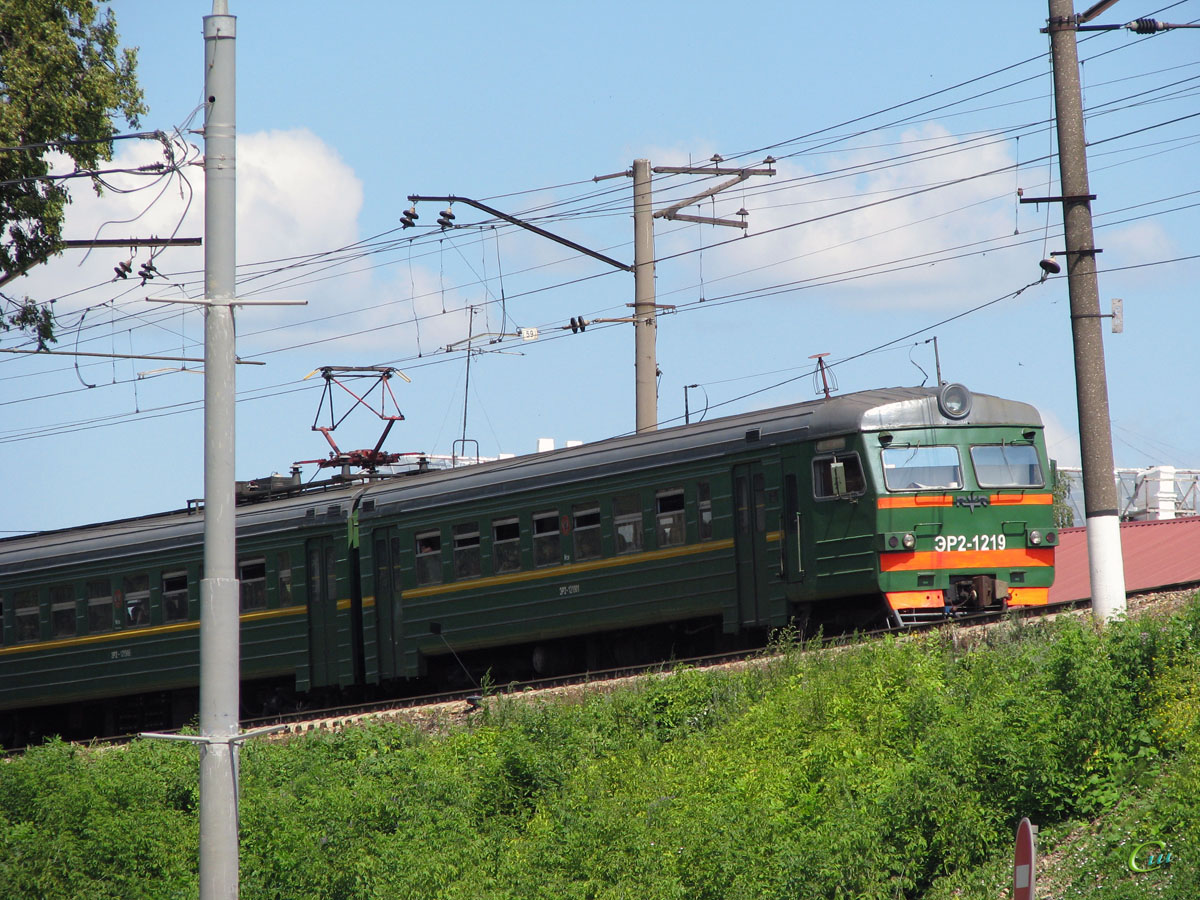 Москва. ЭР2-1219