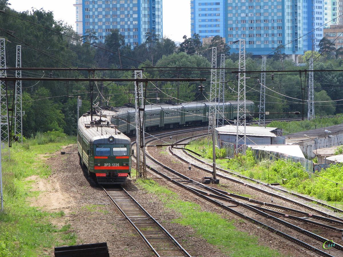 Москва. ЭР2-1226