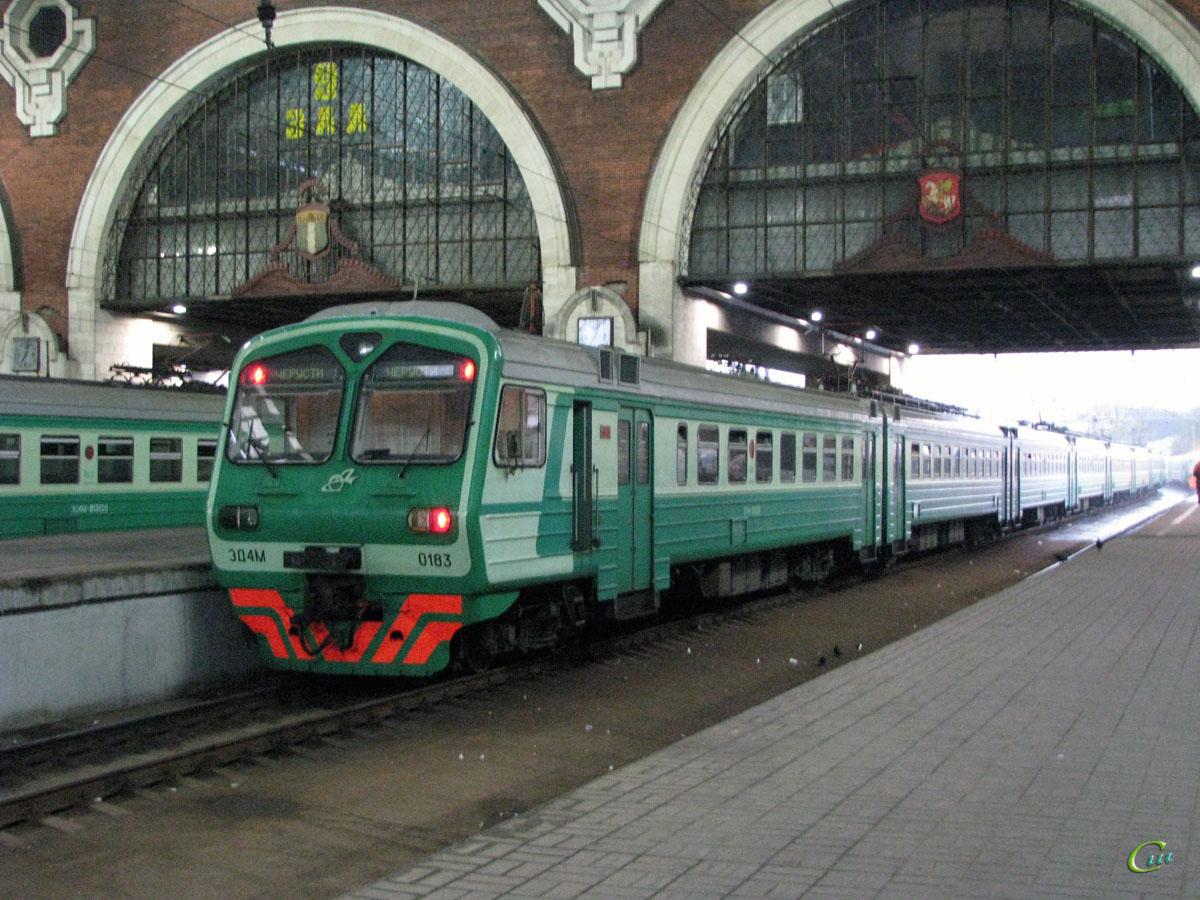 Москва. ЭД4М-0183