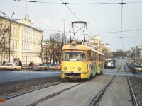 Екатеринбург. Tatra T3SU №605, Tatra T3SU №606