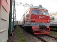 Санкт-Петербург. ЭР2К-1008