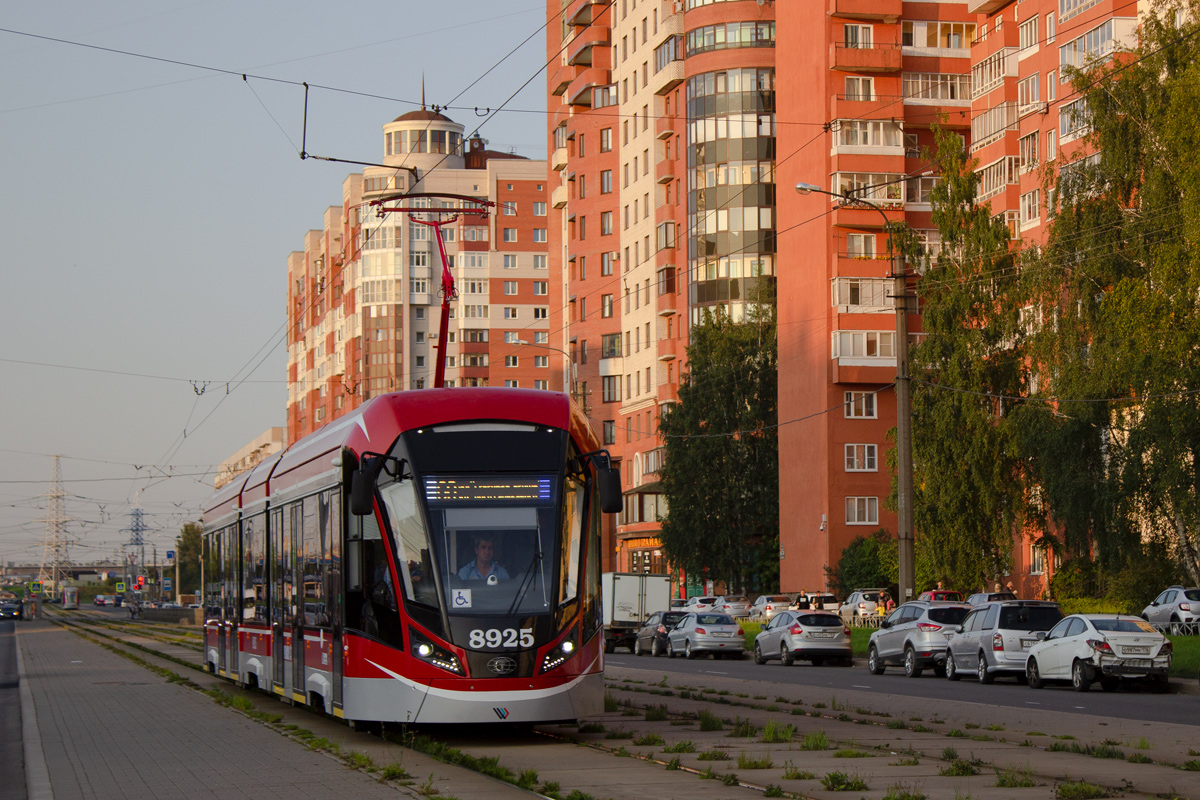 Санкт-Петербург. 71-931М Витязь-М №8925