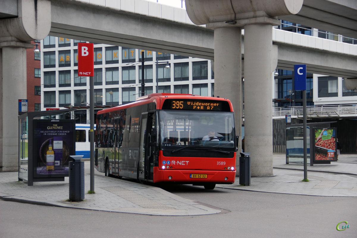 Амстердам. VDL Berkhof Ambassador 200 BX-SZ-32