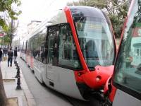 Стамбул. Alstom Citadis 301 №834