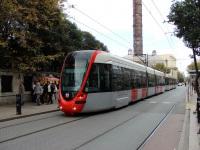 Стамбул. Alstom Citadis 301 №802