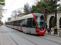 Стамбул. Alstom Citadis 301 №823