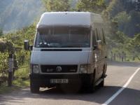 Батуми. Volkswagen LT35 SZ-160-ZS
