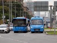 Москва. Нижегородец-VSN700 (Iveco Daily) м452те, ЛиАЗ-5292.65 к186ув