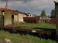 Кирово-Чепецк. Платформа с тормозной площадкой