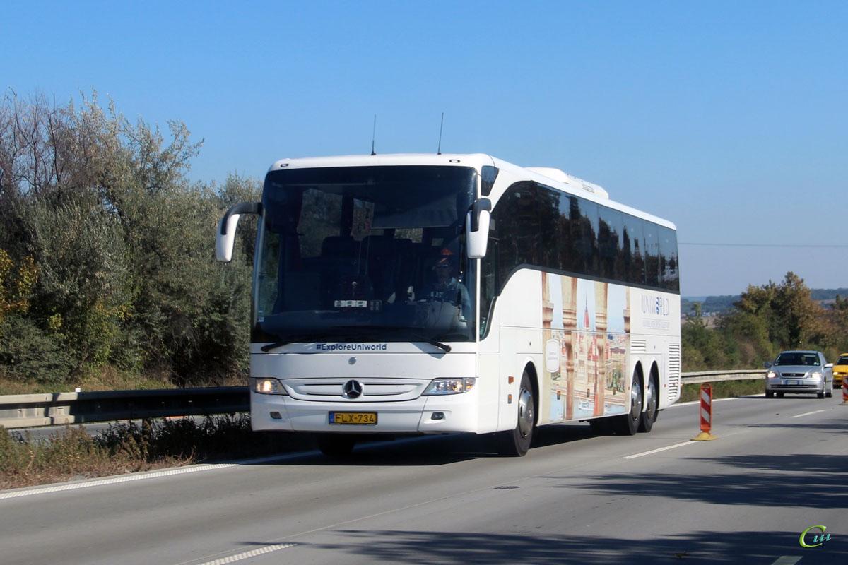 Брно. Mercedes-Benz Tourismo FLX-734