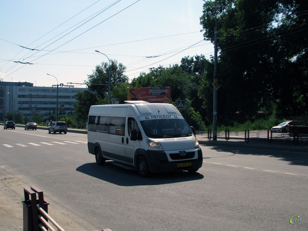 Брянск. IRITO Boxer ак875