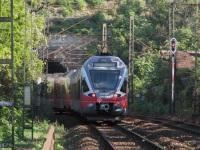 Будапешт. Stadler FLIRT (EMU)-5341 008-0