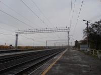 Чебаркуль. Станция Бишкиль